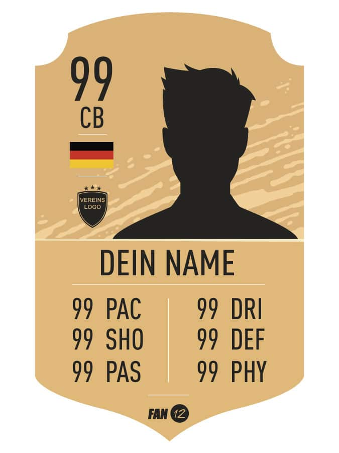 FUT Card - Rare Bronze