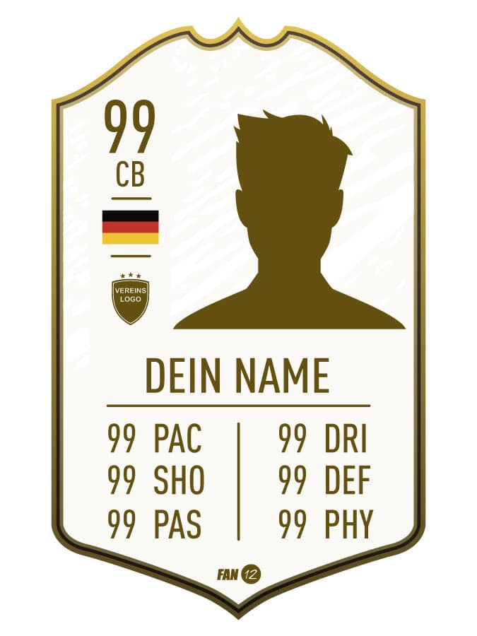 FUT Card - Legende